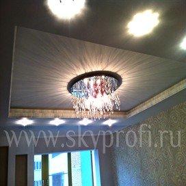 Натяжные потолки в Калининском районе