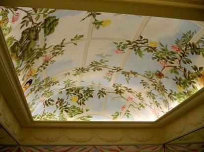 3D натяжные потолки – создание объема в вашей квартире