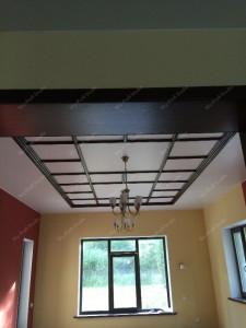 Сделаем натяжной потолок качественно, без шума и пыли!