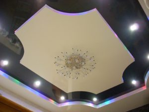 Натяжные потолки в Ломоносове